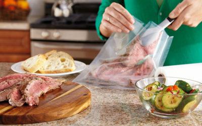 Conservazione Sottovuoto degli Alimenti! Perchè è importante farlo correttamente.