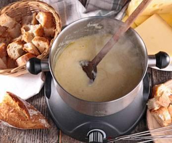 cottura formaggio fuso
